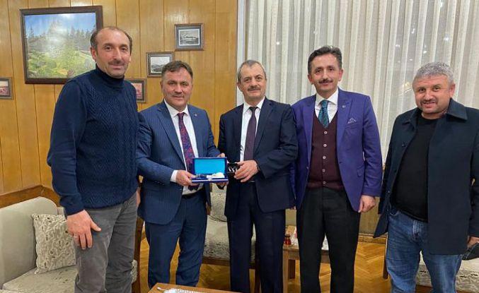 Başkan Çimen Eskişehir'deki Gümüşhanelileri ziyaret etti