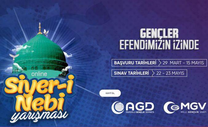 AGD, online Siyer-i Nebi yarışması düzenliyor