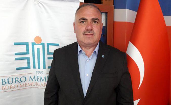 Akçay Gümüşhane/Bayburt Büro Memur-Sen başkanı oldu