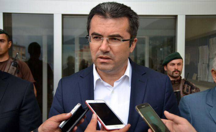 Vali Memiş'ten operasyon açıklaması