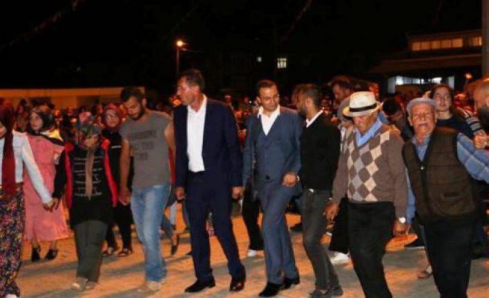 Şiran'da Coşkulu Festival