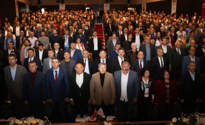 ŞİDEF 1.olağan kongresini yaptı