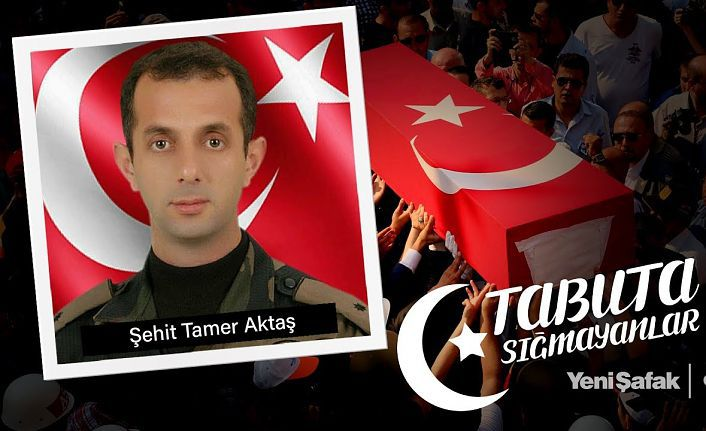 Eşi ve kızı Şehit Komiser Yardımcısı Aktaş'ı anlattı