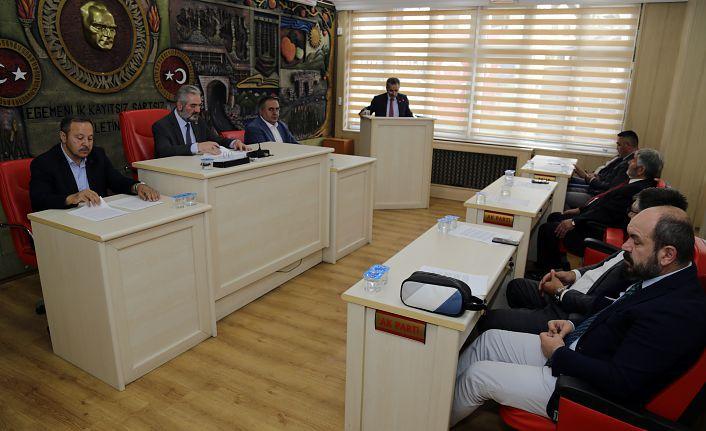 Gümüşhane İl Genel Meclisinden Barış Pınarı harekatına destek