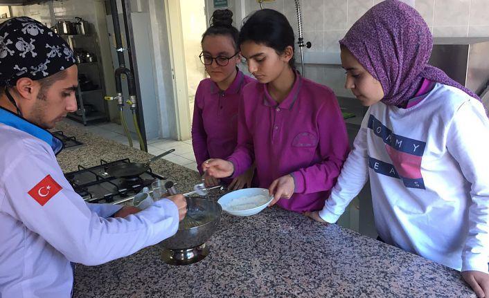 Öğrenciler Zigana Mesleki ve Teknik Anadolu Lisesini Ziyaret Etti