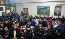 Gökdere Köyü Gençleri İstanbul'da tek yürek