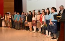 GümüşHANEler okuyor projesi ödül töreni düzenlendi