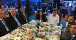 Çoruh EDAŞ iftar programında buluştu