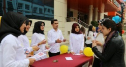 GÜ'de Bulaşıcı Hastalıklar Hemşireliği Farkındalık Etkinliği düzenlendi