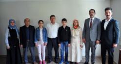 9. Matematik ve Fen Bilim Olimpiyatları ödül töreni düzenlendi
