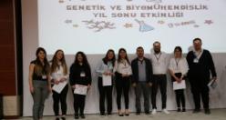 Öğrencilerden 'Nobel Ödüllü Bilim İnsanları' Etkinliği
