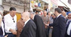 AK Parti teşkilatları iftarda buluştu