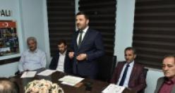 AK Parti'ye 23 aday adayı müracaat etti