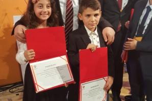 Gümüşhane Bilim ve Sanat Merkezi Türkiye ikincisi oldu
