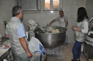 Gümüşhane'de Ramazan ayında gıda denetimleri arttı