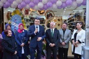 Gümüşhane'nin Kadınlara Özel İlk Konsept Mağazası Açıldı