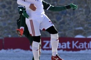 Gümüşhanespor - Atiker Konyaspor - 21 Aralık 2016