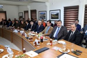 Ankara Gümüşhane Tanıtım Günleri 9-12 Şubat'ta yapılacak