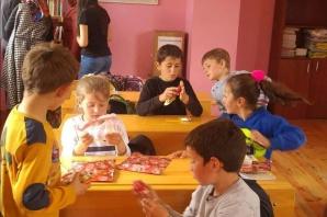Akocak'ta kütüphane oluşturdular