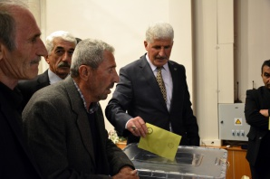 Gümüşhane'de MHP İl Kongresi yapıldı
