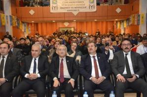 İYİ Parti 1.olağan kongresini yaptı