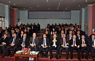 DynEd bilgilendirme toplantısı yapıldı