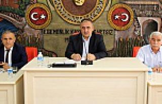 İl Genel Meclisi'nin Eylül ayı toplantıları...