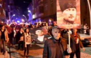 CHP'den Gümüşhane'de 'Cumhuriyet, vatan ve...