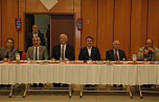Kent Konseyi Genel kurulu yapıldı