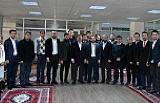 TÜGVA'nın yeni başkanı Faruk Demir oldu