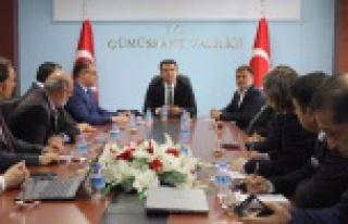 Türkiye'de ilk olacak Gümüşhane İŞGEM'e...