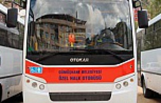 Başkan Çimen, otobüs ve dolmuş fiyatlarını açıkladı