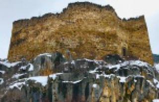 Gümüşhane'de 55'ten fazla kale ve kule var
