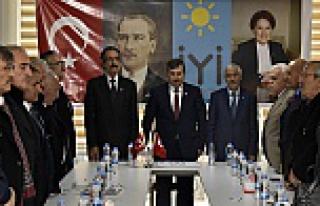 İYİ Parti ilk yönetim kurulu toplantısını yaptı,...