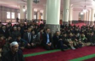 Sultanbeyli'de şehitler rahmetle yad edildi