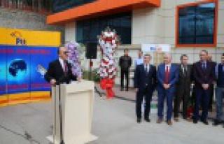 Gümüşhane Üniversitesinde PTT şubesi açıldı