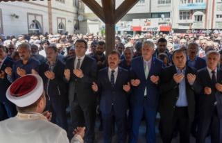 Gümüşhane'de ABD ve İsrail protesto edildi