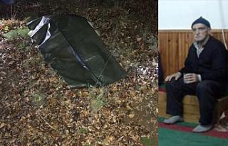 Mantar toplamaya giden yaşlı adam ölü bulundu...