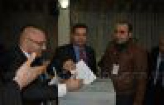 GÜDEF'te yeni başkan Hasan Akdemir oldu