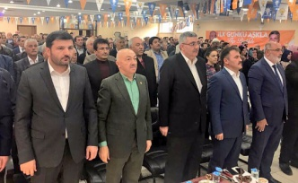 AK Parti Şiran ve Torul kongreleri yapıldı