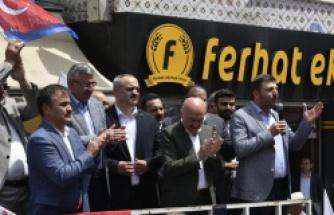 AK Parti Torul'da gövde gösterisi yaptı