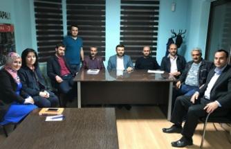 AK Parti'de Seçim Koordinasyon Merkezi kuruldu