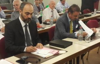 Uluslararası Bocce Federasyonu başkanı Gümüşhaneli Türkmen oldu