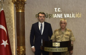 Gümüşhane'de Jandarma Komando Taburu kurulacak