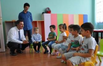 Nesrin Halit Zarbun Anaokulu'nda yaz okulu başlıyor