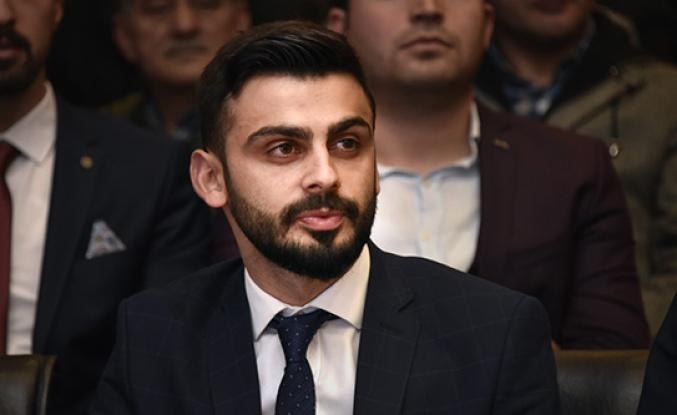 AK Parti'nin yeni gençlik kolları başkanı Elmahtı