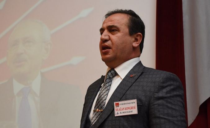 CHP'nin Gümüşhane 36.olağan il kongresi