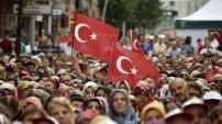 Gümüşhane Demokrasi Nöbeti, tarihi mitingle taçlandırıldı