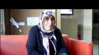 35 yıldır Gümüşhane Devlet Hastanesindeki hastalara zemzem suyu ikram ediyor