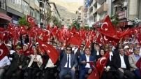 Demokrasi Nöbetleri Çarşamba günü bitecek
